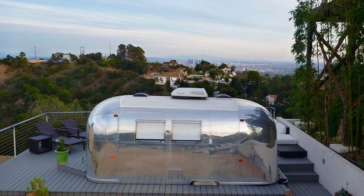 Airstream AirBnB Thomas