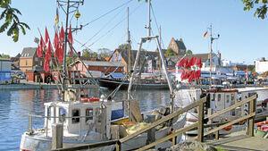 Alter Hafen Lüneburg