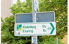Altmühltal-Radweg zwischen Riedenburg und Kelheim