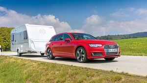 Audi A4 mit Caravan
