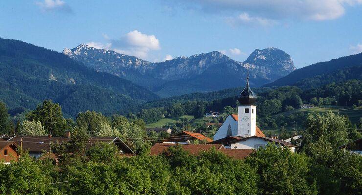 Bad Feilnbach bei Rosenheim