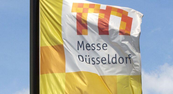 """Bereits zum sechsten Mal verleiht die Messe Düsseldorf mit Red Dot den """"caravaning design award: innovations for new mobility""""."""