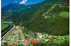 Camping Aufenfeld im Zillertal, Tirol