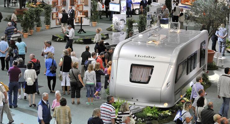 Caravan Salon Messe