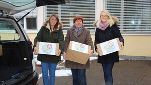 Dethleffs Family Stiftung spendet an Flüchtlinge