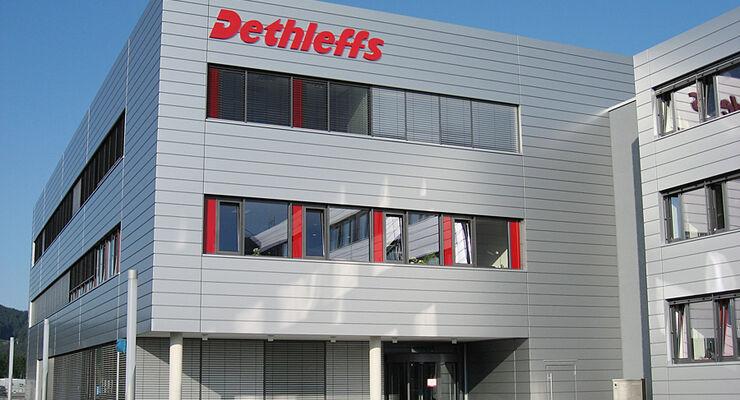 Dethleffs hebt Umsatzerwartung 2011 an. Der neue Planumsatz beträgt 301 Millionen Euro