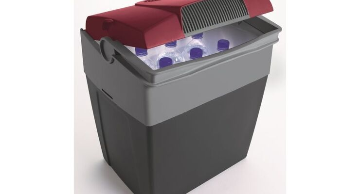 Die drei thermoelektrischen Kühlboxen der Mobicool G Serie wurden mit der  EU-Energieeffizienzklasse A ausgezeichnet