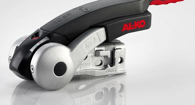 """Die neue Alko-Sicherheitskupplung AKS 3004 erhielt """"red dot""""-Auszeichnung  für besonders gelungenes Produktdesign"""