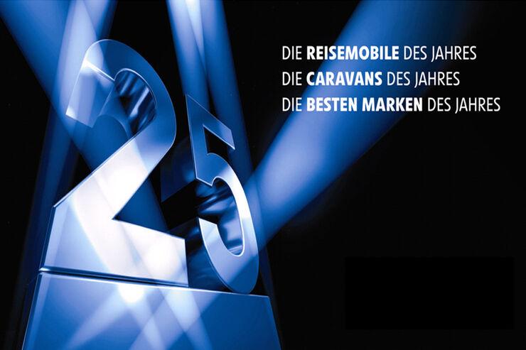 Ergebnisse der CARAVANING Leserwahl 2011: die besten Caravans
