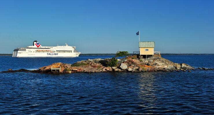 Fähre Ostsee Tallink Silja Line