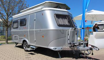 Hymer Touring Troll 353, 60 Edition (2018)
