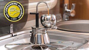 Kaffeekocher von GSI Outdoors im Test