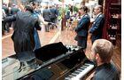 Klavier auf der Fähre