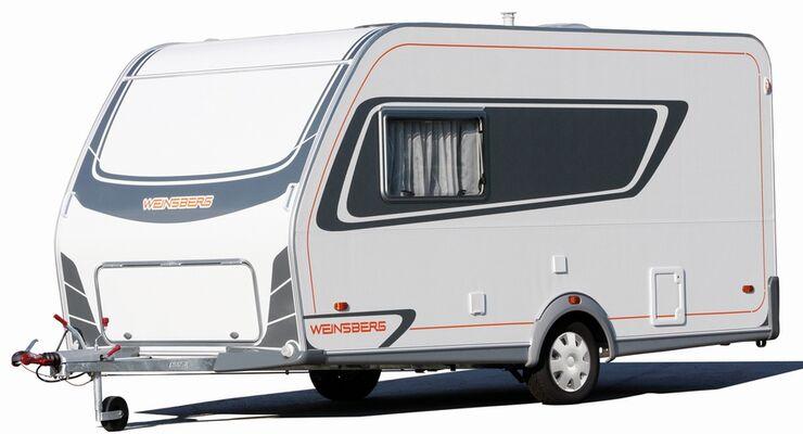 Knaus Tabbert präsentiert auf der Camping- und Touristikmesse CMT ein neues Finanzierungsangebot für Wohnwagen