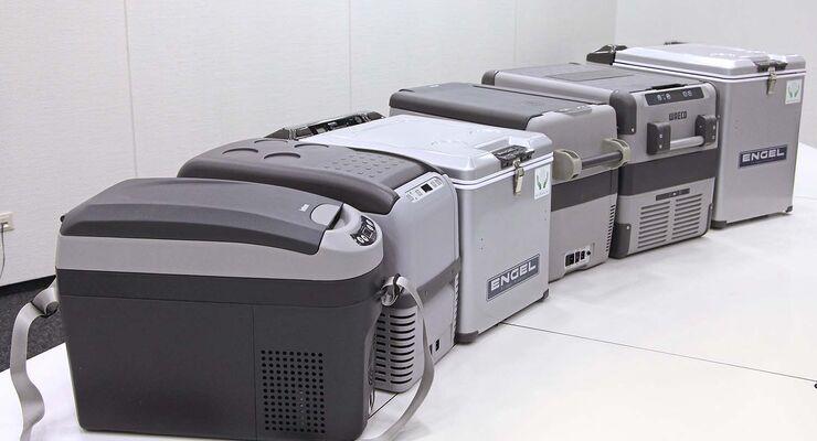sechs k hlboxen im test welche kompressor box k hlt am besten caravaning. Black Bedroom Furniture Sets. Home Design Ideas