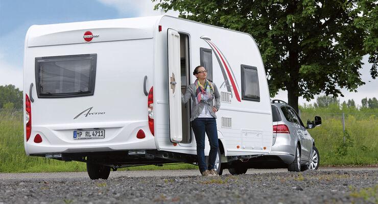 Premiere: Bürstner Averso, CAR, 07/2012  - Averso 430 TS