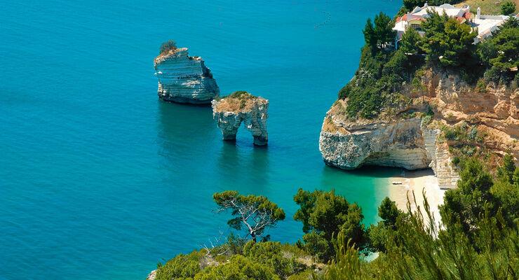 Reise: Apulien