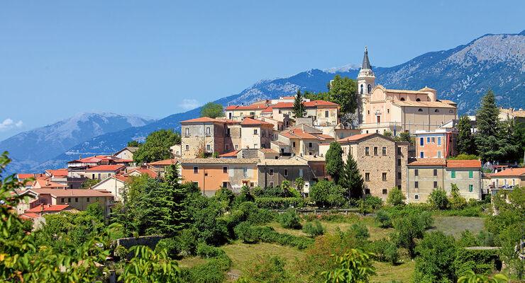 Reise: Italien