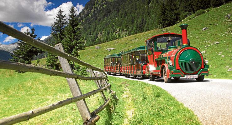 Reise-Journal: Berg und Tal