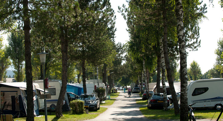 Schluga Camping Hermagor 2014