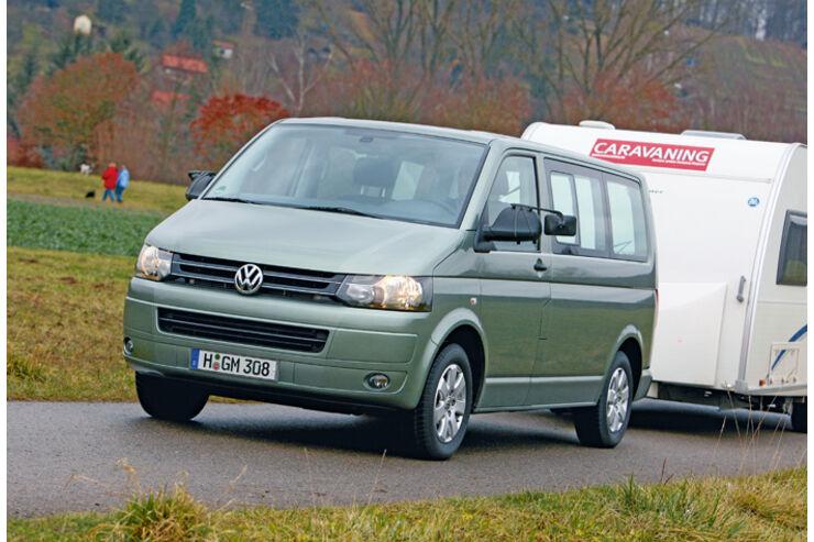 Test: VW T5 Multivan