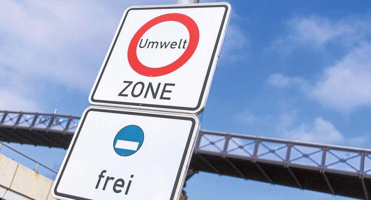 Wann und wo neue Einfahrtsverbote drohen, steht derzeit noch nicht fest.