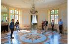 Zentralpavillon im Barockschloss Clemenswerth