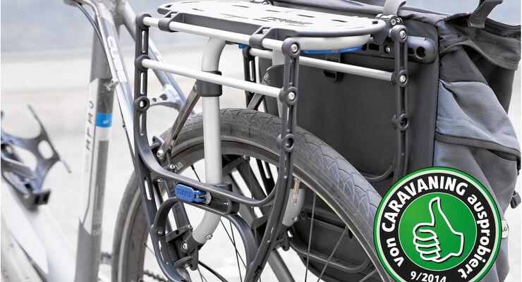 Zubehör: Fahrradgepäckträger