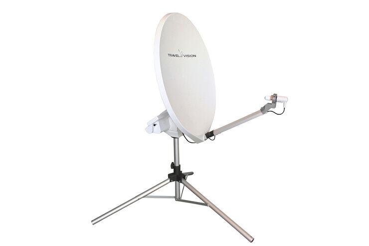 Zubehör: TV, Sat-Antenne