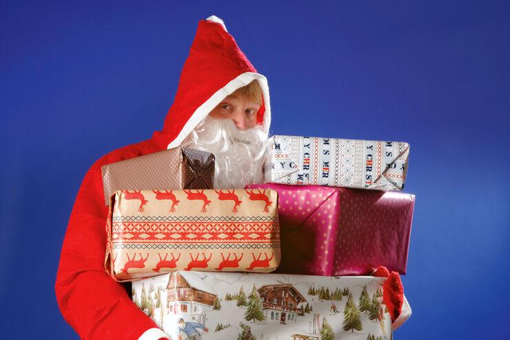 Zubehör: Weihnachtsgeschenke
