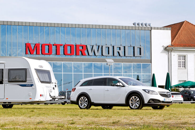 Zugwagen, Test, Opel Insignia Country Tourer