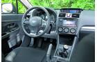 Zugwagen-Test: Subaru XV, CAR 08/2012 - Cockpit
