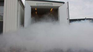 Alde Warmwasserheizung Produktion