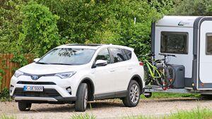 Aus bewährter Lexus-Technik entsteht ein GÜNSTIGES HYBRID-SUV für leichtere Zugaufgaben.
