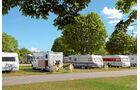 Bredäng Camping liegt in der Nähe von Stockholm.