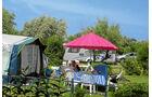 Camping Des Noires Mottes.