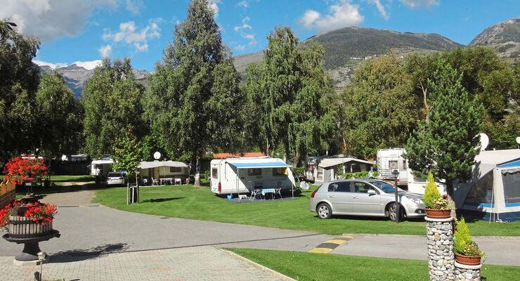 Camping Gemmi