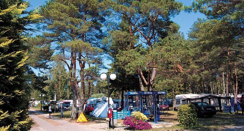 Camping Morski Nr. 21 in Polen