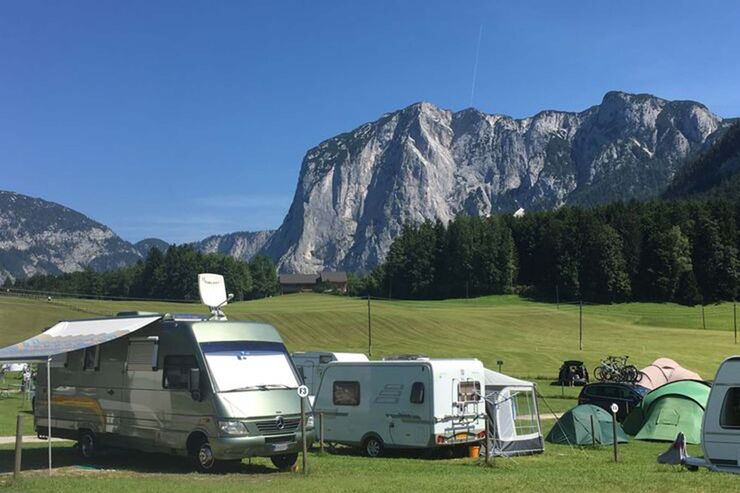 Camping Temel Altaussee