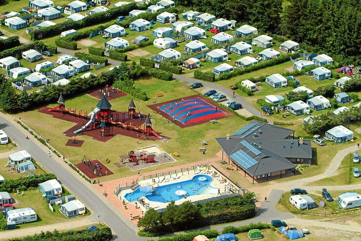 Campingplätze in Europa