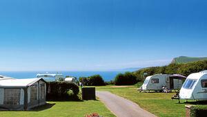 Campingplatz Highlands End