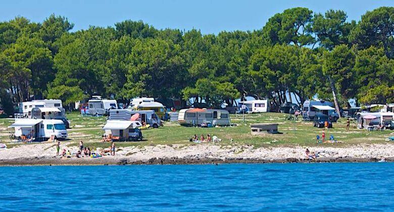 Campingplatz Medulin Kroatien