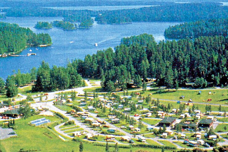 Campingplatz-Tipp: Finnland Camping Rauhalahti