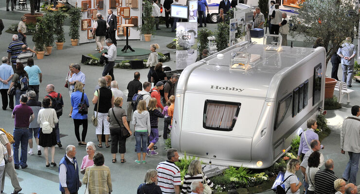 Caravan Salon Messe