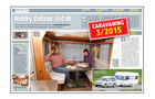 Caravaning 3/2015 Hobby Ontour 460 HL