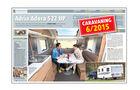 Caravaning 6/2015 Adria Adora 522 UP