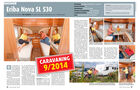 Caravaning 9/2014 Eriba Nova SL 530