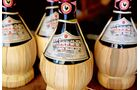 Chianti-Korbflasche
