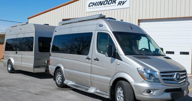 Chinook RV Trail Wagon (2019)