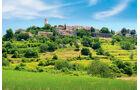 Das Dorf Oprtalj
